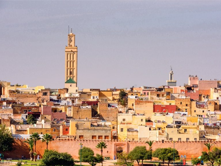 The Imperial cities of morocco