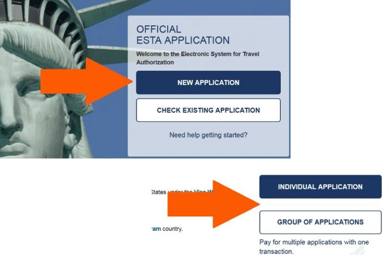 Verification of ESTA VISA is quick when personal details are prepared
