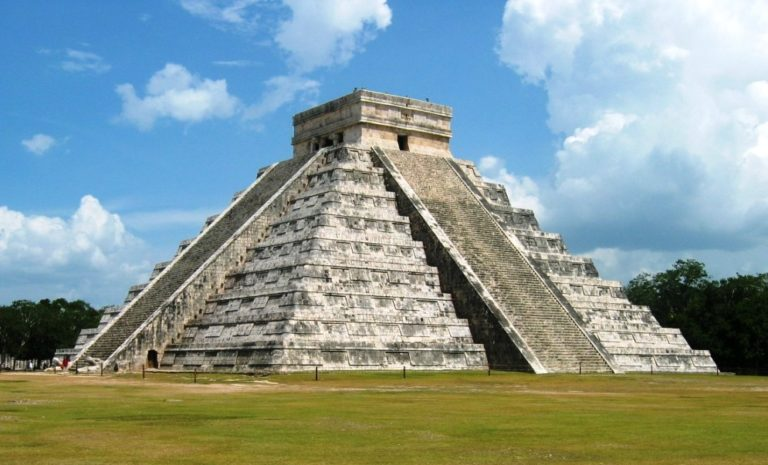 Chichen Itza, a paradise near the Riviera Maya
