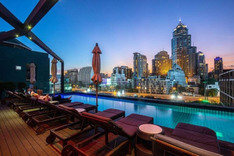 Hotels in Bangkok where you feel as comfortable as at your home